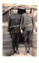 mil025180 - Military Real Photo Post Cards Old Vintage Antique Soldier, Army Men