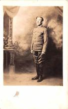 mil025181 - Military Real Photo Post Cards Old Vintage Antique Soldier, Army Men