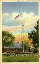 mil050001 - Retreat, Jefferson Barracks, Missouri, USA Military Postcard Postcards