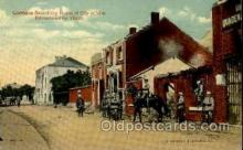 mil050018 - Germans Devistating City Vise in Belgium Military Postcard Postcards