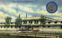 mil050022 - Service Club, Illinois, USA Military Postcard Postcards