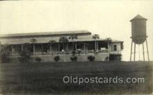 mil050028 - Military Hospital Ludlow Barracks, Mindanao, P.I.  Military Postcard Postcards