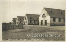 mil050040 - Old stone barracks Pontanezen Military Postcard Postcards