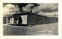 mil050050 - Officer club, E.Harmen, AFB Military Postcard Postcards