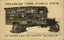 mil050055 - Disabled Vets World Tour Military Postcard Postcards