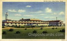 mil050063 - Camp hulen, Texas, USA Military Postcard Postcards