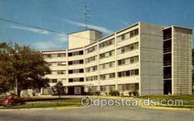 mil050070 - Keesler Air Force Base Hospital, Biloxi, Mississippi, USA Military Postcard Postcards