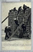 mil050081 - Obstacle course, San Francisco, California, USA US Navy, Military Postcard Postcards