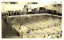 mil050106 - Farrigate, Idaho, USA, F-2 Swimming instruction US Navy, Military Postcard Postcards