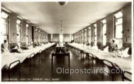 mil050122 - Lewisham hospital forest hill ward US Navy, Military Postcard Postcards