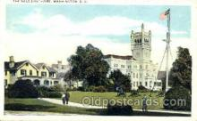 mil050141 - Soldiers' home, Washington DC, USA US Navy, Military Postcard Postcards