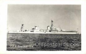 USS Louisville