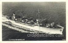 mil050213 - US Naval Ship Marine Lynx Real Photo Military Postcard Postcards