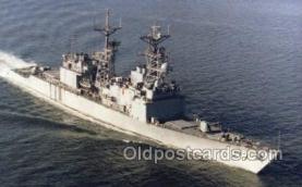 mil050254 - USS Briscoe Military Postcard Postcards