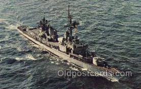 mil050257 - USS Harold J Ellison Military Postcard Postcards