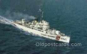 mil050259 - USCGC Unimak Military Postcard Postcards