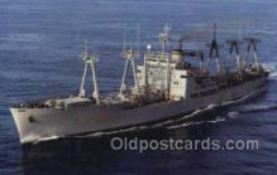 mil050261 - Usns H E Hess Military Postcard Postcards