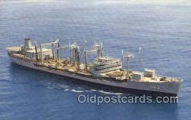 mil050262 - USNS Neosho Military Postcard Postcards