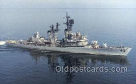 mil050265 - USS Dahlgren Military Postcard Postcards
