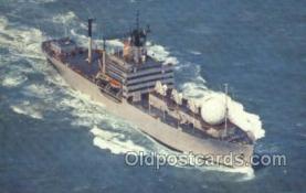 mil050272 - USNS Range Sentinel Military Postcard Postcards