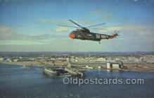 mil050281 - Quonest Point Naval Air Station Military Postcard Postcards
