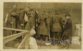 mil050308 - Military Ship Old Vintage Antique Post Card Postcards