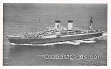 mil050326 - USS Gen HW Butner Ap-113  Postcard Post Card