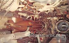 mil050368 - Forward Torpedo Room, USS Torsk  Postcard Post Card