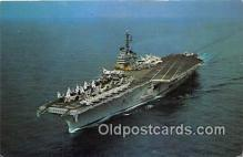 mil050376 - USS Independence Let Freedom Ring Postcard Post Card