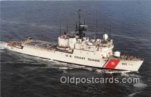 mil050387 - USCGC Bear WMEC-901  Postcard Post Card
