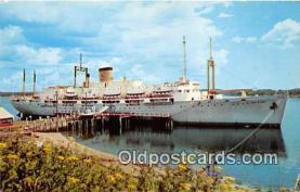 mil050409 - Maine Maritime Academy Castine, Maine Postcard Post Card