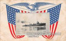 mil050416 - Greetings  Postcard Post Card