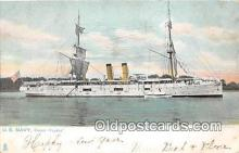 mil050473 - Cruiser Topeka US Navy Postcard Post Card