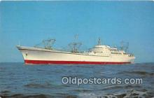 mil050475 - Nuclear Ship Savannah  Postcard Post Card