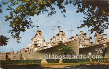 mil050493 - US Naval Base Philadelphia, PA Postcard Post Card