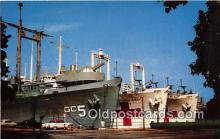 mil050506 - US Naval Base Philadelphia, PA Postcard Post Card