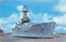 mil050520 - Battleship Texas San Jacinto Battlegrounds, Houston, TX Postcard Post Card