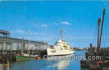 mil050600 - Portland Harbor Maine Postcard Post Card