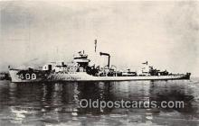 mil050629 - Reproduced from Original Photo USS McCall DD-400 Guam Postcard Post Card