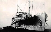 mil050641 - Reproduced from Original Photo USS Goldstar Apra Harbor Postcard Post Card