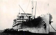 mil050649 - Reproduced from Original Photo USS Goldstar Apra Harbor Postcard Post Card