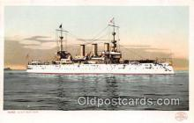mil050693 - USS New York  Postcards Post Cards Old Vintage Antique