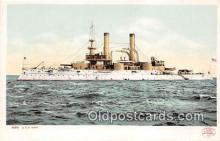 mil050703 - USS Iowa  Postcards Post Cards Old Vintage Antique