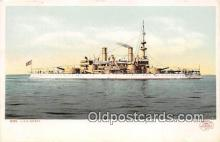 mil050718 - USS Indiana  Postcards Post Cards Old Vintage Antique