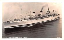mil051072 - Military Battleship Postcard, Old Vintage Antique Military Ship Post Card
