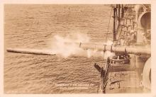 mil051130 - Military Battleship Postcard, Old Vintage Antique Military Ship Post Card