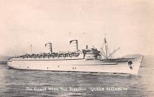 mil051167 - Military Battleship Postcard, Old Vintage Antique Military Ship Post Card