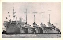 mil051169 - Military Battleship Postcard, Old Vintage Antique Military Ship Post Card