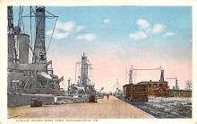 mil051171 - Military Battleship Postcard, Old Vintage Antique Military Ship Post Card