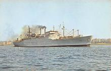 mil051280 - Military Battleship Postcard, Old Vintage Antique Military Ship Post Card